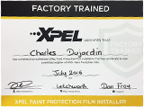 Xpel commercial wrap